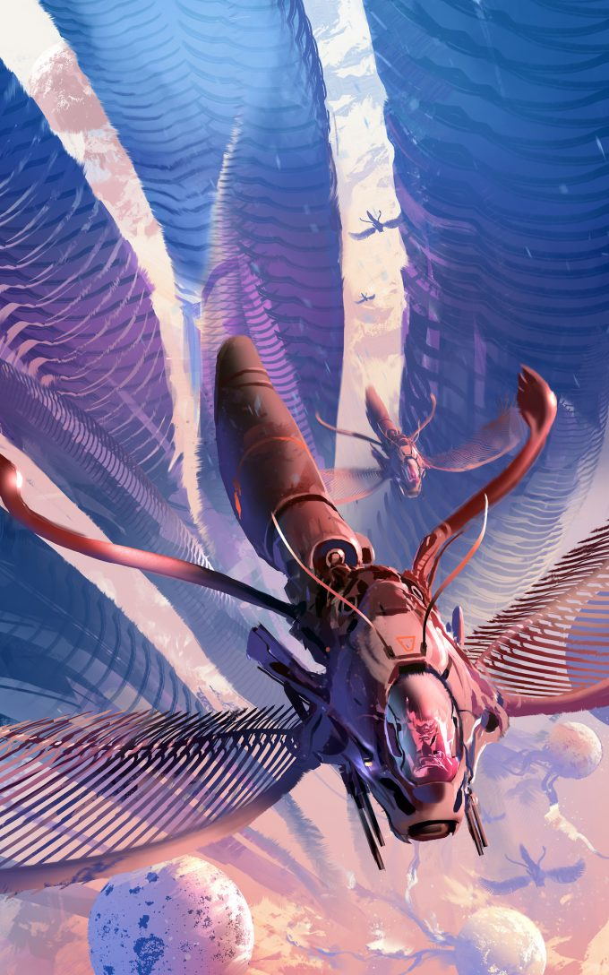 Starfire: Memory's Blade Cover Art