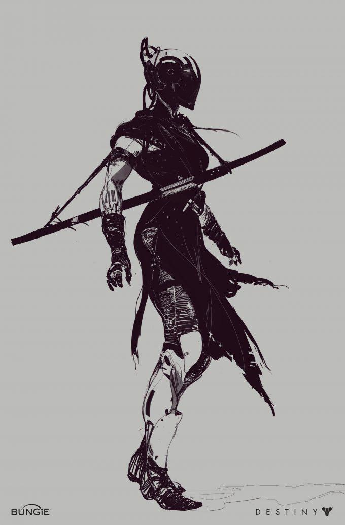 destiny 2 bungie concept art Ryan DeMita 26 Warlock