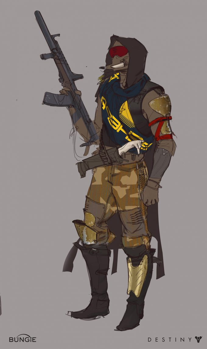 destiny 2 bungie concept art ryan demita classes sketch 21