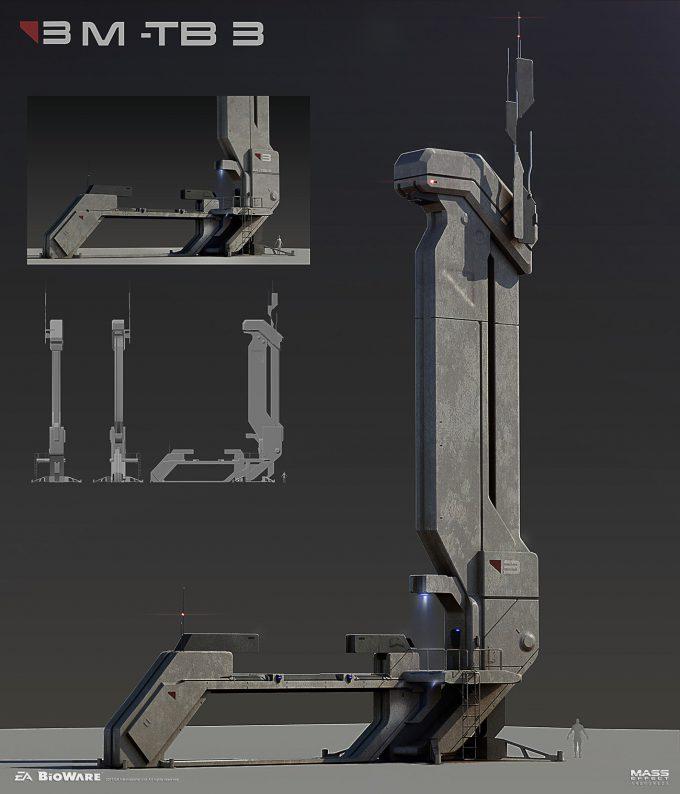 ken fairclough concept art monorail beacon 02