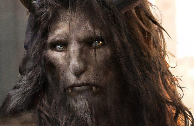 Beauty and the Beast Concept Art Disney Jama Jurabaev bandb fs beast v001