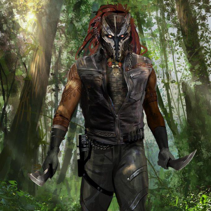 Black Panther Concept Art Rodney Fuentebella Erik Killmonger 04 1