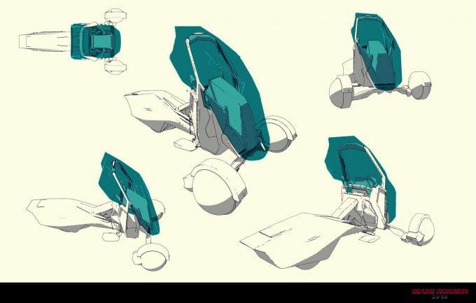 Blade Runner 2049 Concept Art Dan Baker 4trikeblue3