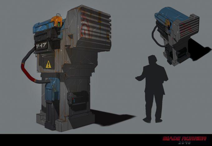 Blade Runner 2049 Concept Art Dan Baker aircon1