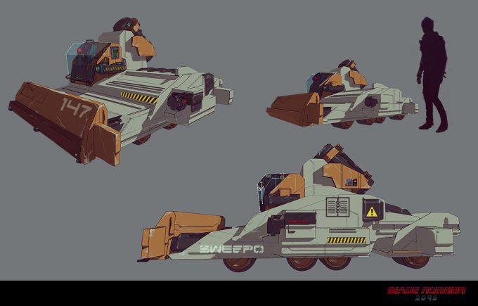 Blade Runner 2049 Concept Art Dan Baker sweepo