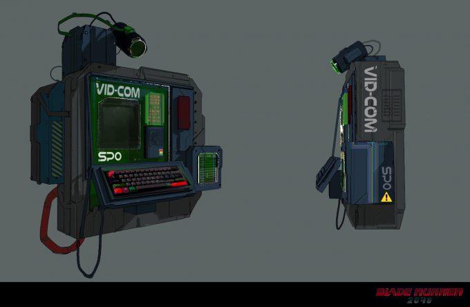 Blade Runner 2049 Concept Art Dan Baker vidcom1
