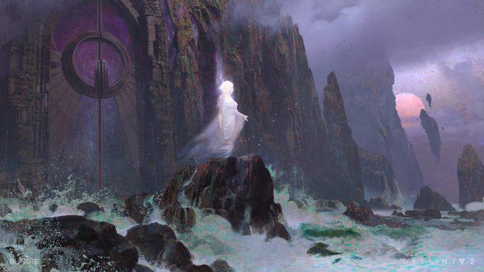 Destiny 2 Forsaken Concept Art Sung Choi Dreaming Shore 01