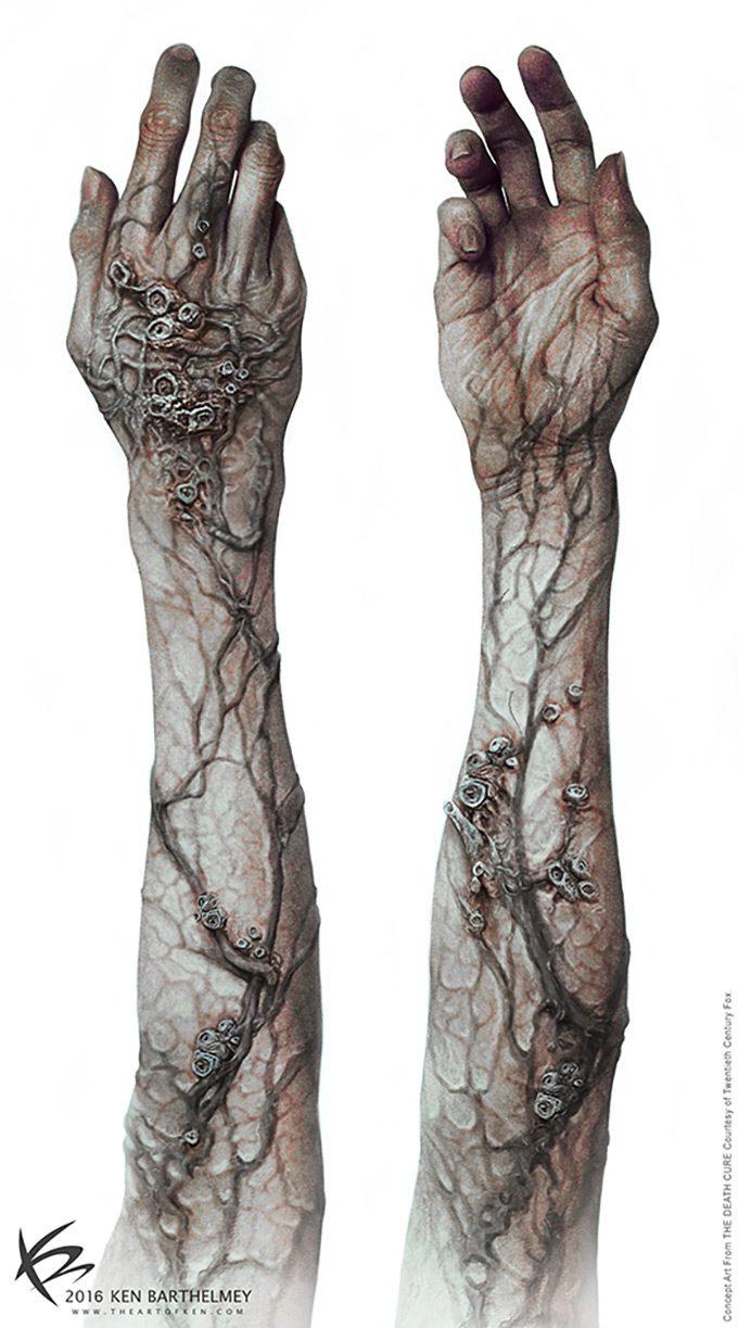 Maze Runner The Death Cure Concept Art Ken Barthelmey 08