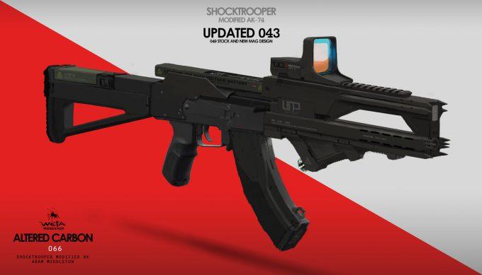 adam middleton concept art altered carbon shocktrooter ak gun 03b am