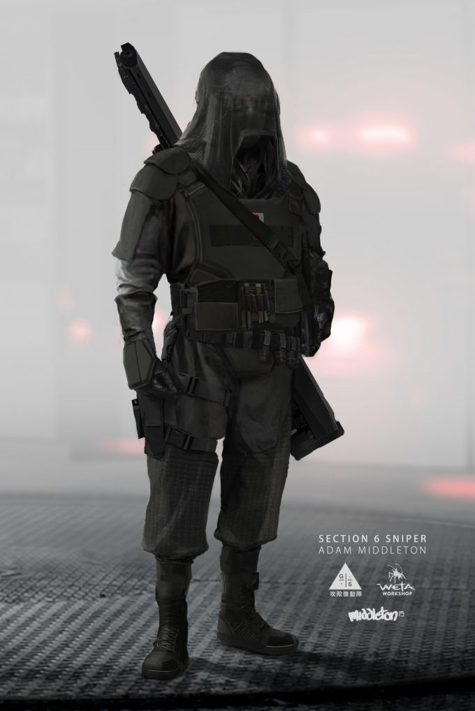 adam middleton concept art ghost in the shell section 6 sniper updated am