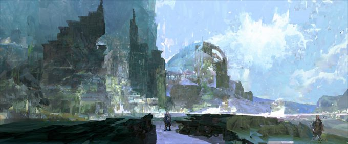 Advanced Digital Painting with Thomas Scholes 03