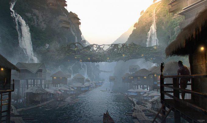 Black Panther Concept Art Design Marvel Studios Raj Rihal 01