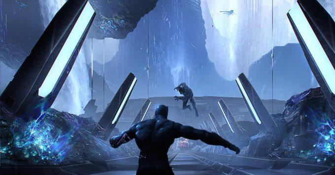 Black Panther Concept Art Design Marvel Studios Raj Rihal 07
