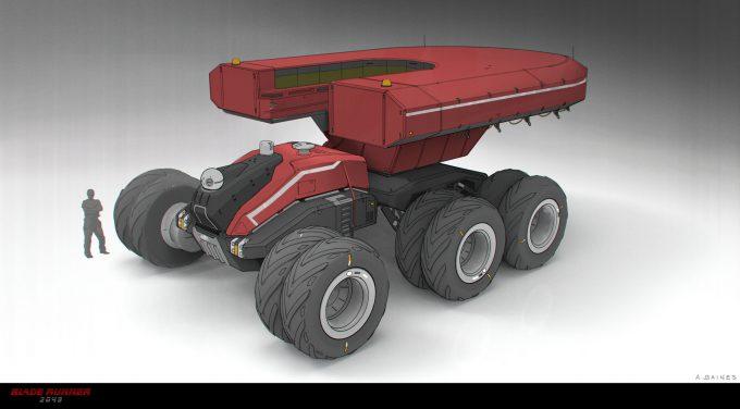 Blade Runner 2049 Concept Art Adam Baines triboro 2017018 farmvehicles resized 01 ab