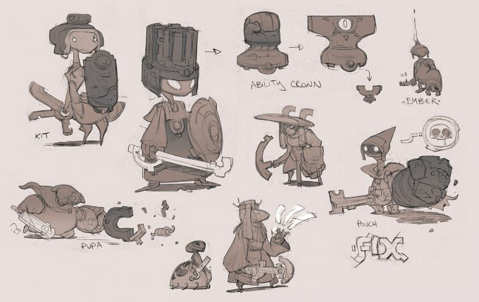 Character Design with Paul Richards pr player character 02