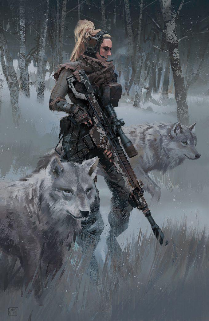 Daryl Mandryk Concept Art alpha