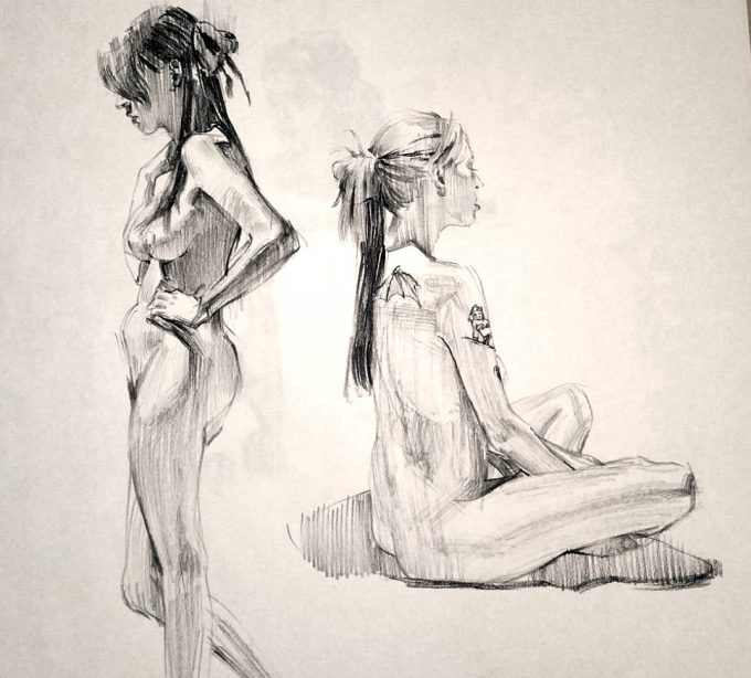 Figure Drawing with Naomi Baker 02