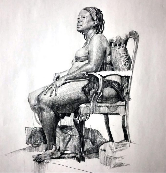 Figure Drawing with Naomi Baker 04
