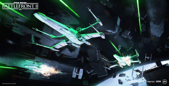 Star Wars Battlefront II Concept Art Mathieu Latour Duhaime 02