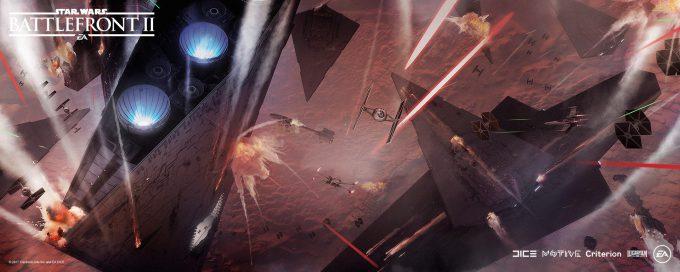 Star Wars Battlefront II Concept Art Mathieu Latour Duhaime 04