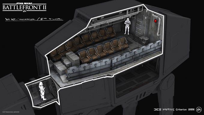Star Wars Battlefront II Concept Art Mathieu Latour Duhaime 53