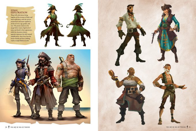 The Art of Sea of Thieves 02