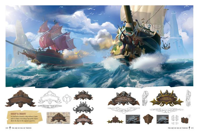 The Art of Sea of Thieves 07