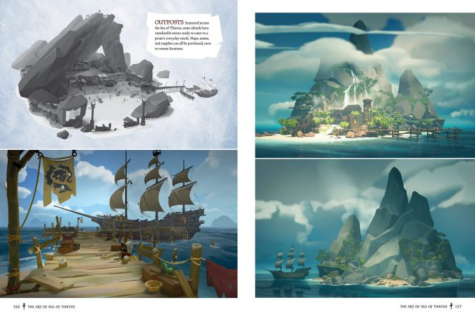 The Art of Sea of Thieves 10