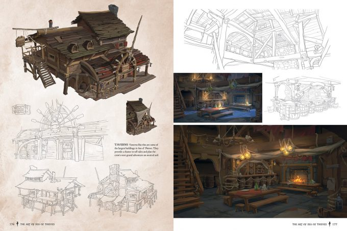 The Art of Sea of Thieves 11