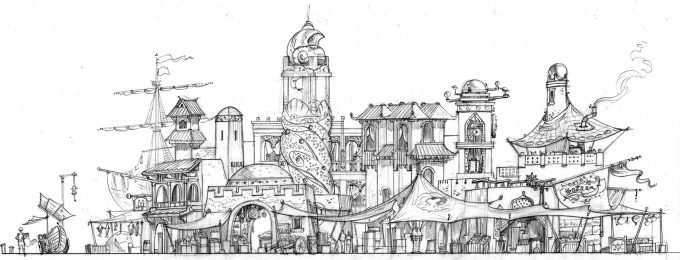 luc steadman design illustration mk1