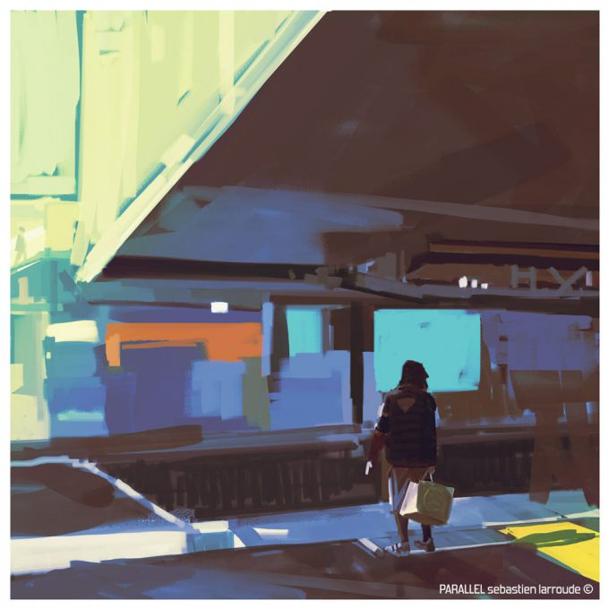 Parallel Altered Reality Art Book Sebastien Larroude P07