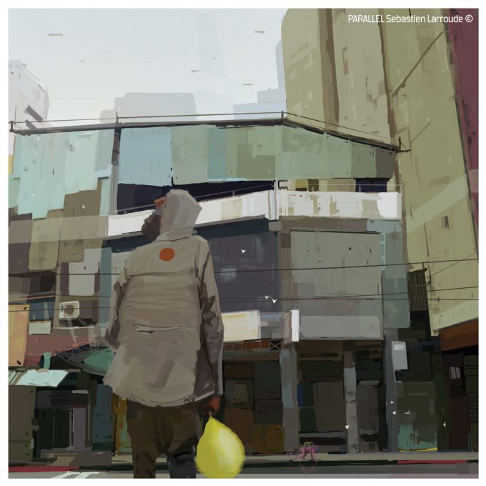Parallel Altered Reality Art Book Sebastien Larroude P24