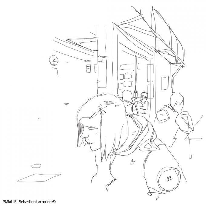 Parallel Altered Reality Art Book Sebastien Larroude P31
