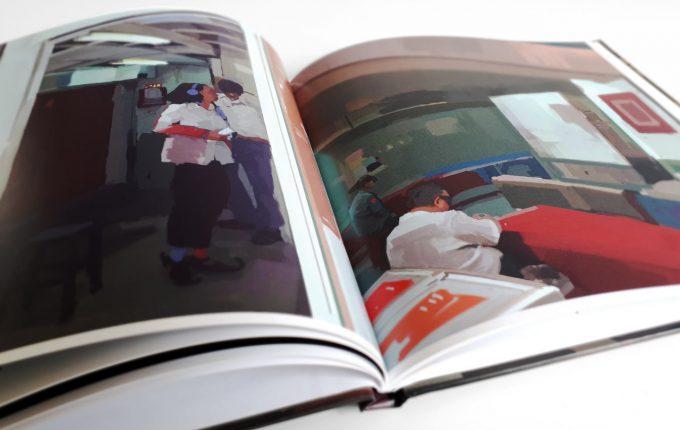 Parallel Altered Reality Art Book Sebastien Larroude PRLL 03