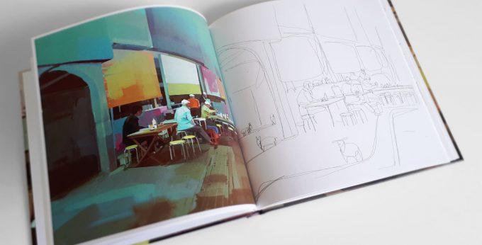 Parallel Altered Reality Art Book Sebastien Larroude PRLL 04