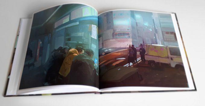 Parallel Altered Reality Art Book Sebastien Larroude PRLL 07