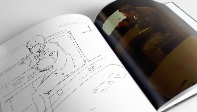 Parallel Altered Reality Art Book Sebastien Larroude PRLL 11