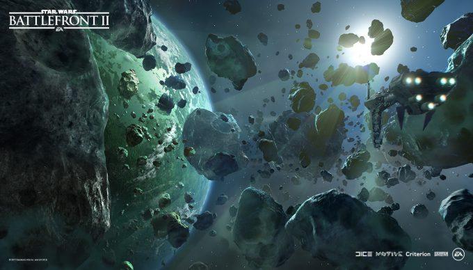 Star Wars Battlefront II Concept Art Nicolas Ferrand 02