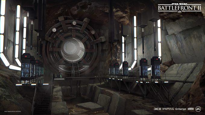 Star Wars Battlefront II Concept Art Nicolas Ferrand 06