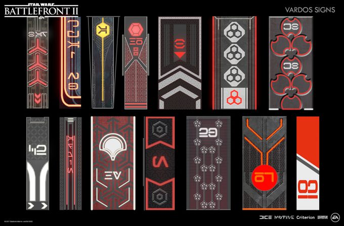 Star Wars Battlefront II Concept Art Nicolas Ferrand 34