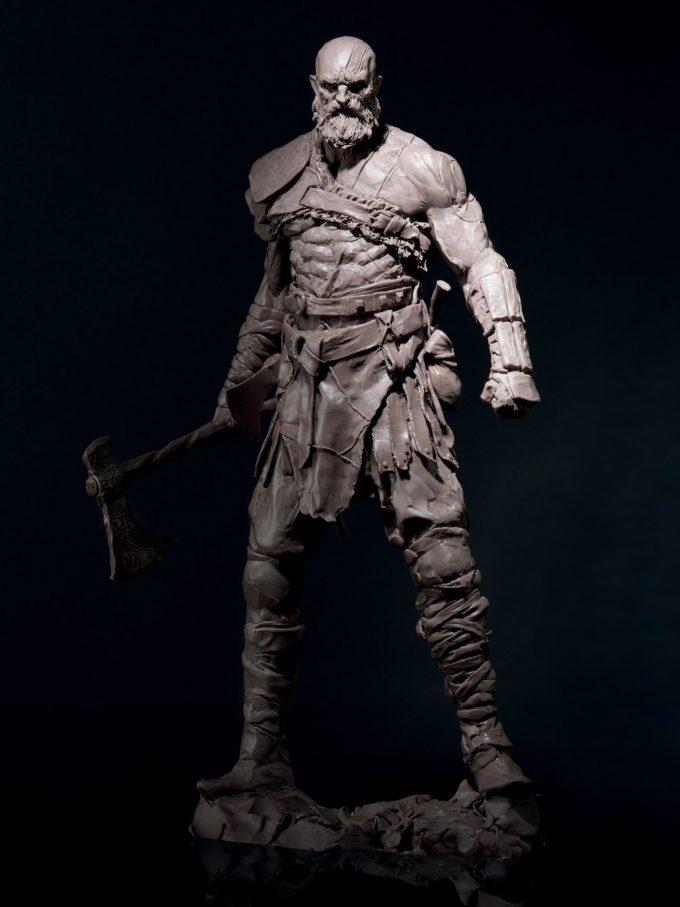 The Art of God of War Concept Art World 031