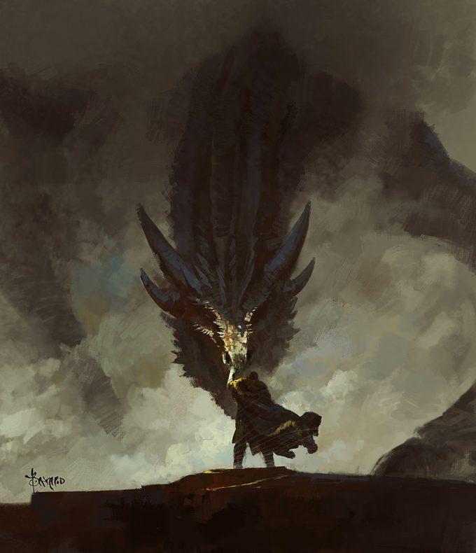 bayard wu game of thrones fan art i know you