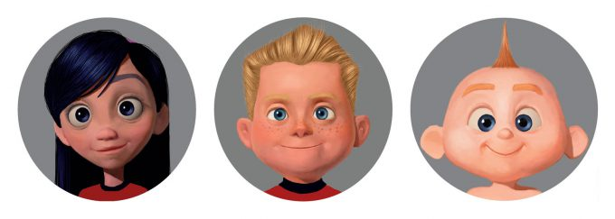 The Art of Incredibles 2 visual development concept art 06