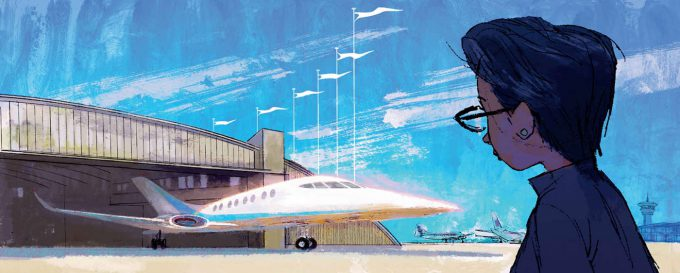 The Art of Incredibles 2 visual development concept art 16