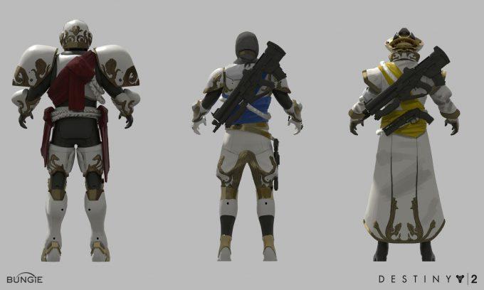 Destiny 2 Solstice of Heroes Armor Concept Art Ryan Gitter paradeset2 back 001