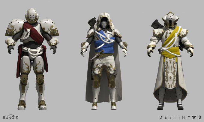 Destiny 2 Solstice of Heroes Armor Concept Art Ryan Gitter paradeset2 front 001