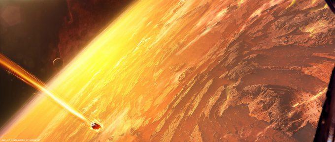 Avengers Infinity War Concept Art Olivier Pron 009 EXT Titan1 World V3 160226 OP
