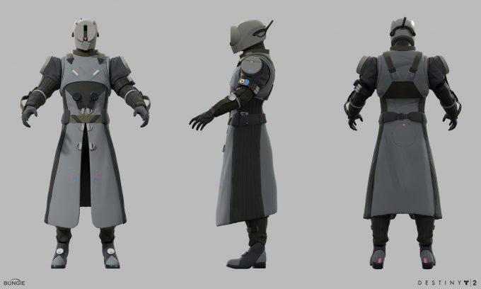 Destiny 2 Forsaken Concept Art Ryan Gitter sonyexclusive warlock