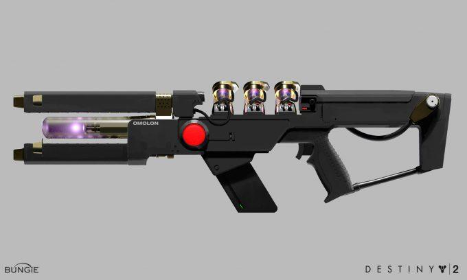 Destiny 2 Forsaken Concept Art Ryan Gitter sonysoundwavegun 001