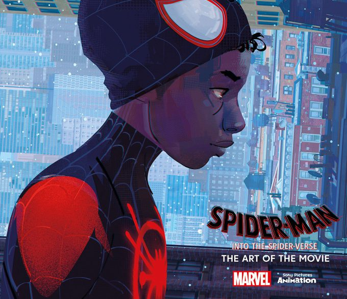 Spider Man Into the Spider Verse The Art of the Movie Book 01